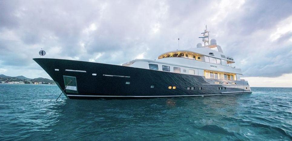 Fabulous Character Charter Yacht