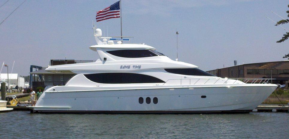 Destiny IV Charter Yacht
