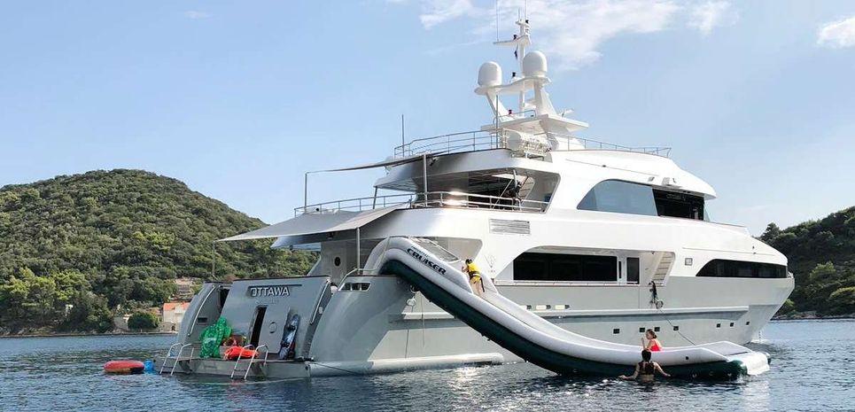 Ottawa IV Charter Yacht