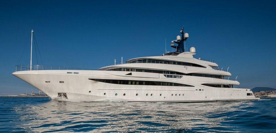 Odyssey II Charter Yacht