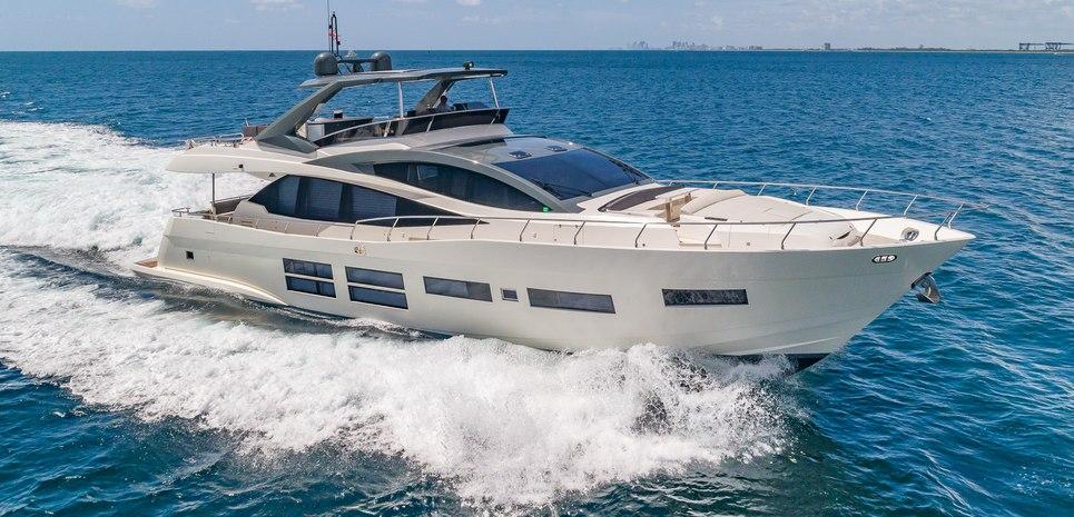 Seaduction Charter Yacht
