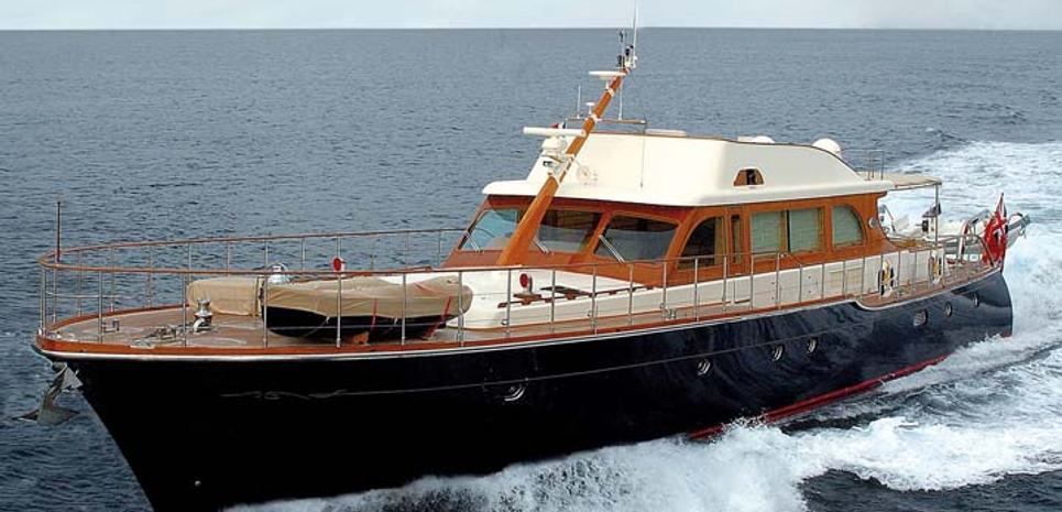 Morgan 93 Charter Yacht