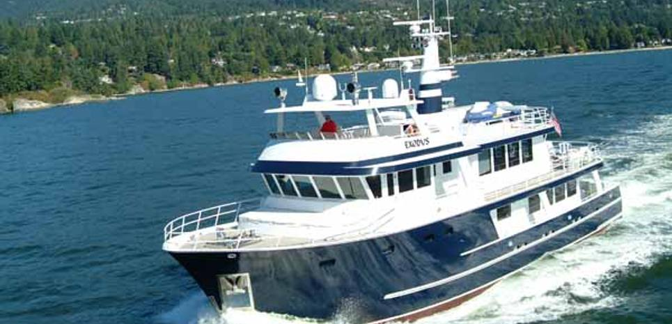 Rosa Charter Yacht