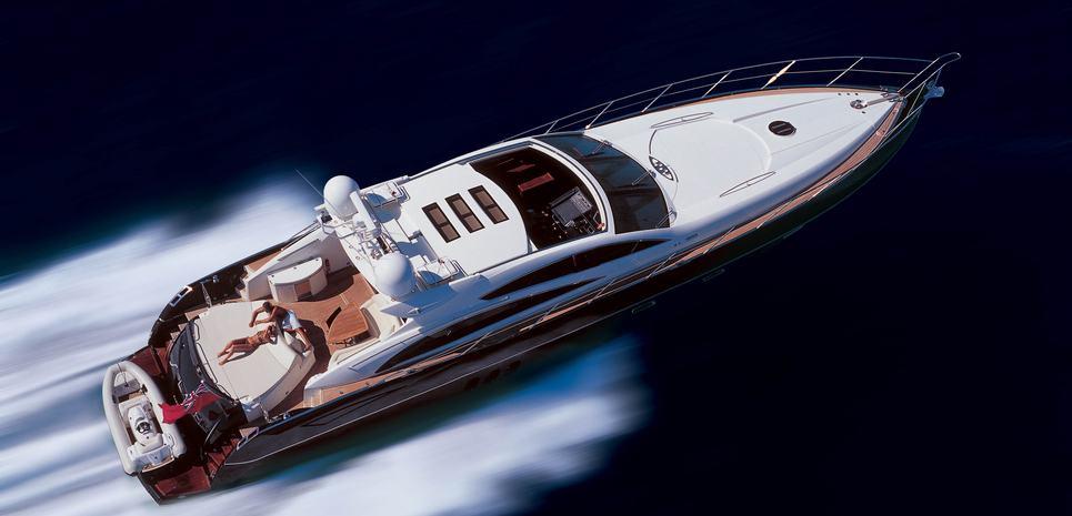 Lady T Charter Yacht