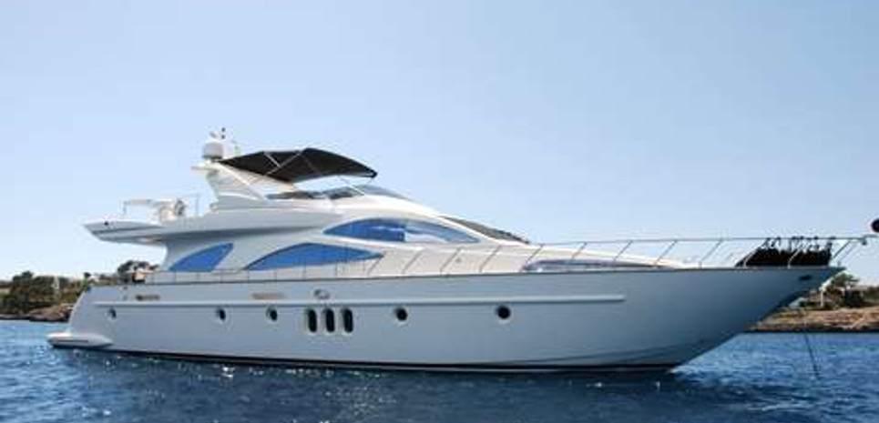 Buffalo Rules Charter Yacht