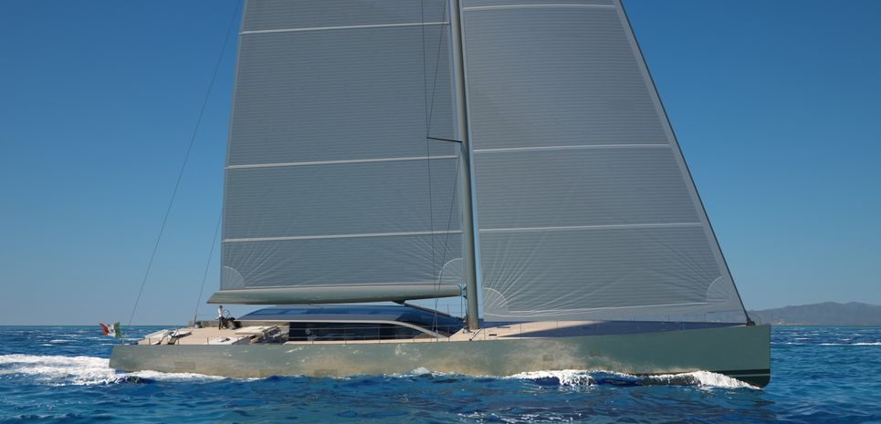 42M E-Volution #1 Charter Yacht