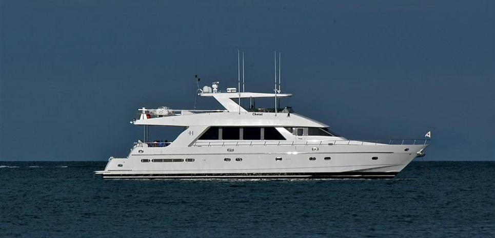 Grace Charter Yacht