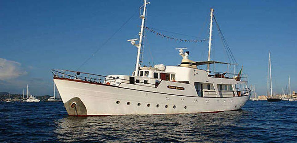 Golden Princess Charter Yacht