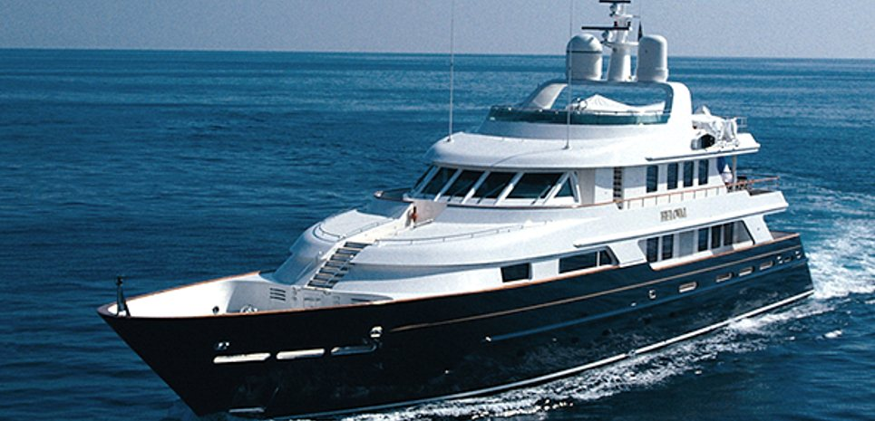 Scorpio Charter Yacht