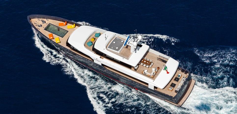 Forever Charter Yacht