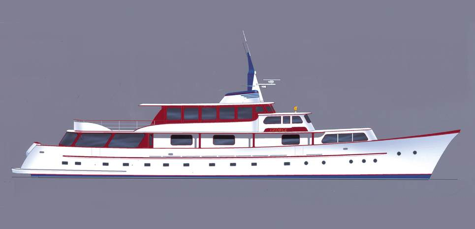 George Charter Yacht