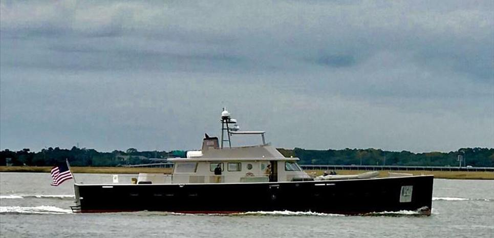 Contraband Charter Yacht