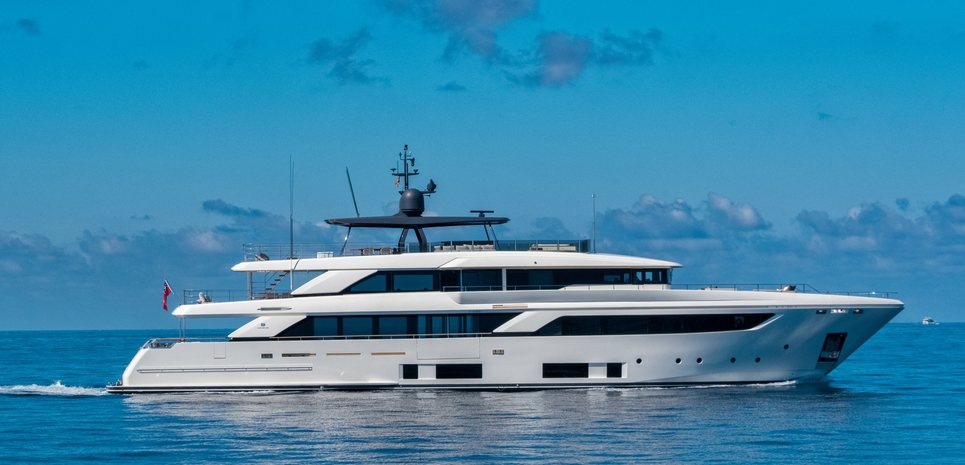 Sangha Charter Yacht