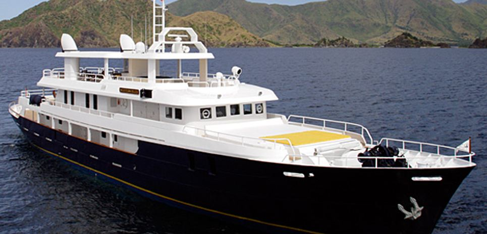 Western Isles Charter Yacht