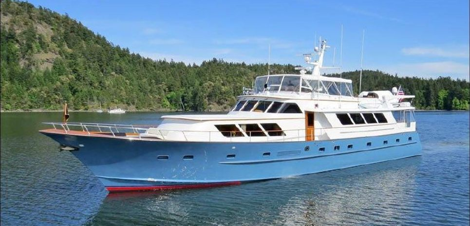 Midsummer Dream Charter Yacht