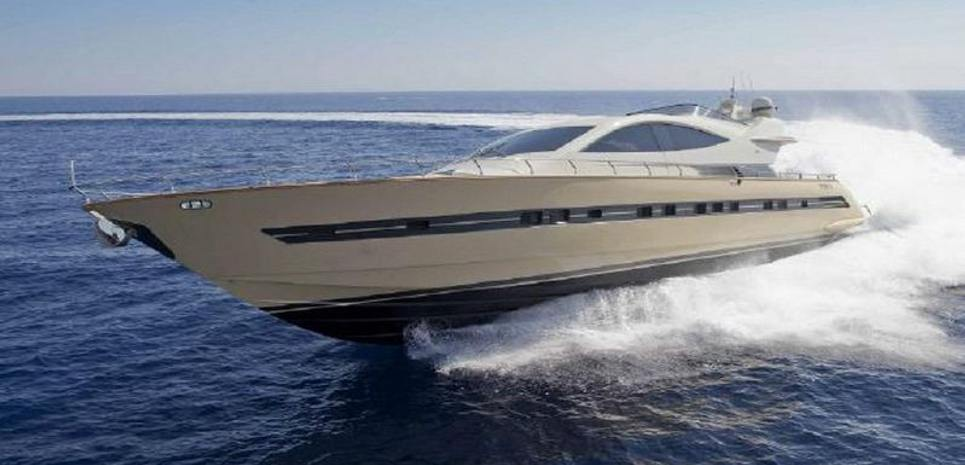 Moser 2 Charter Yacht