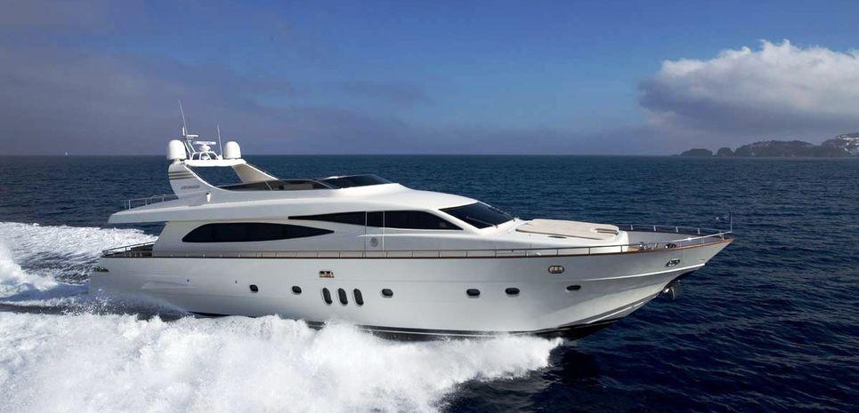 Anassa A Charter Yacht