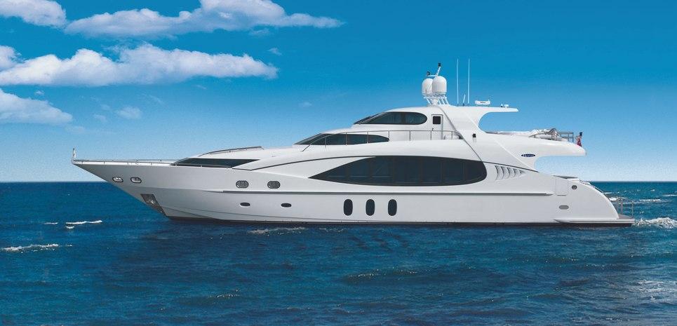 Sea Breeze One Charter Yacht