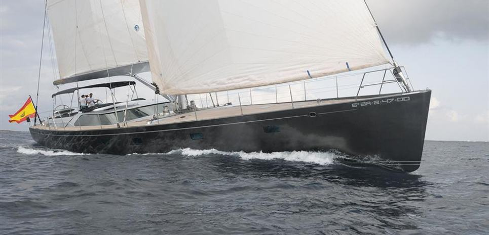 Concordia Charter Yacht