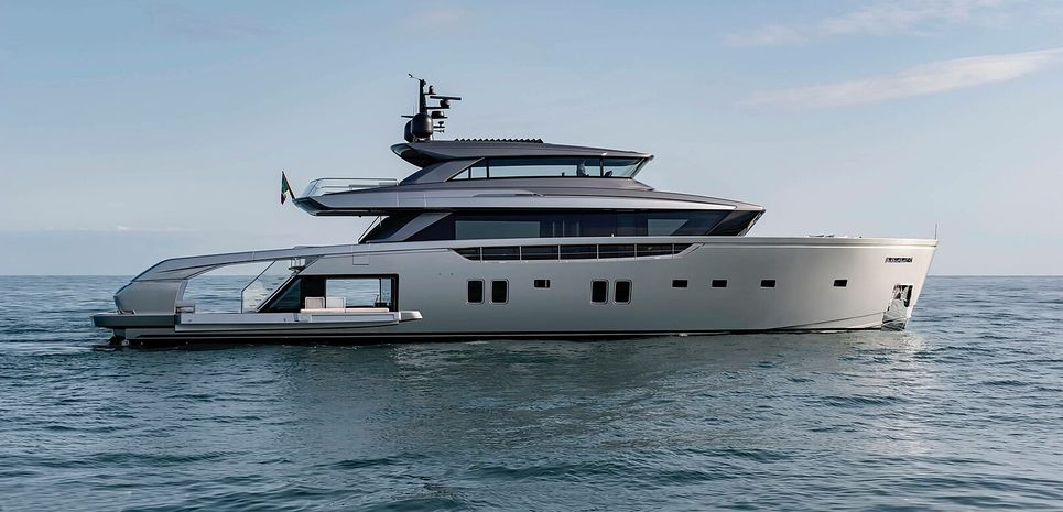 Almax Charter Yacht