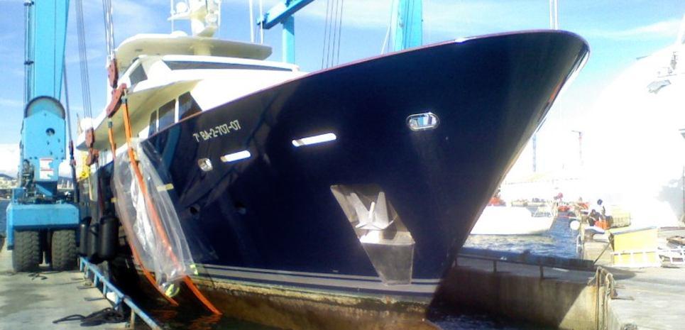 Amali Uno Charter Yacht