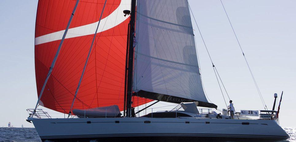 Solitaire of Bosham Charter Yacht