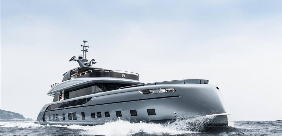 2 of 7  (GTT 115 2) Charter Yacht
