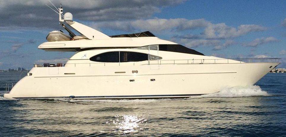 Goneeday Charter Yacht