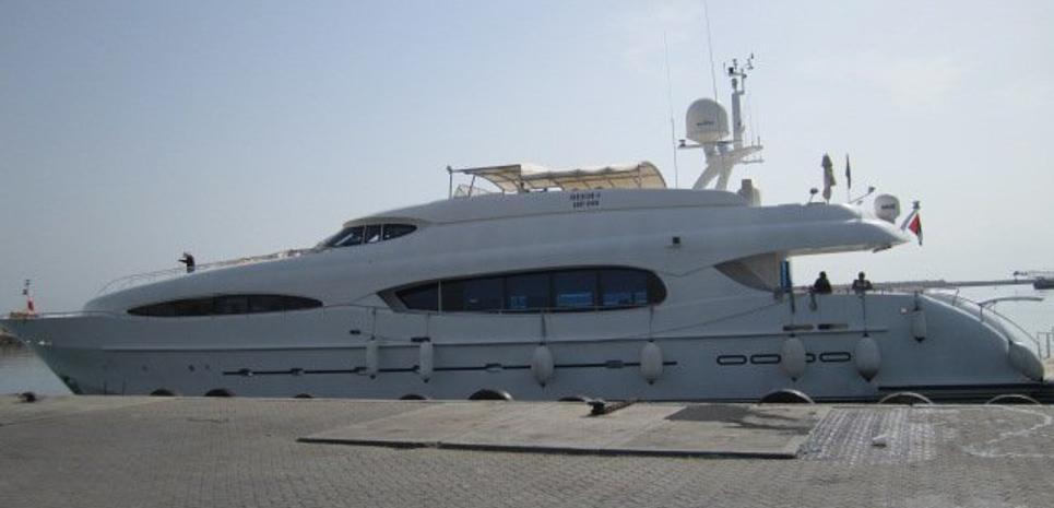 Reem 1 Charter Yacht