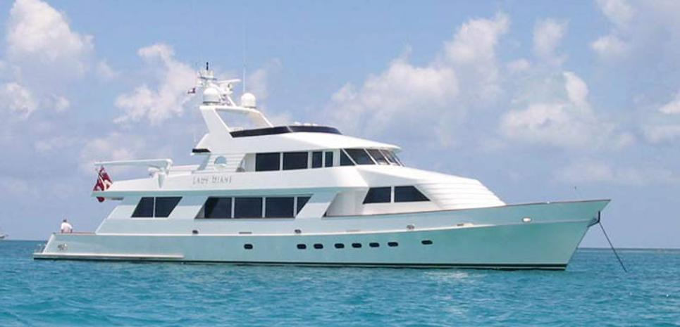 Hope Charter Yacht