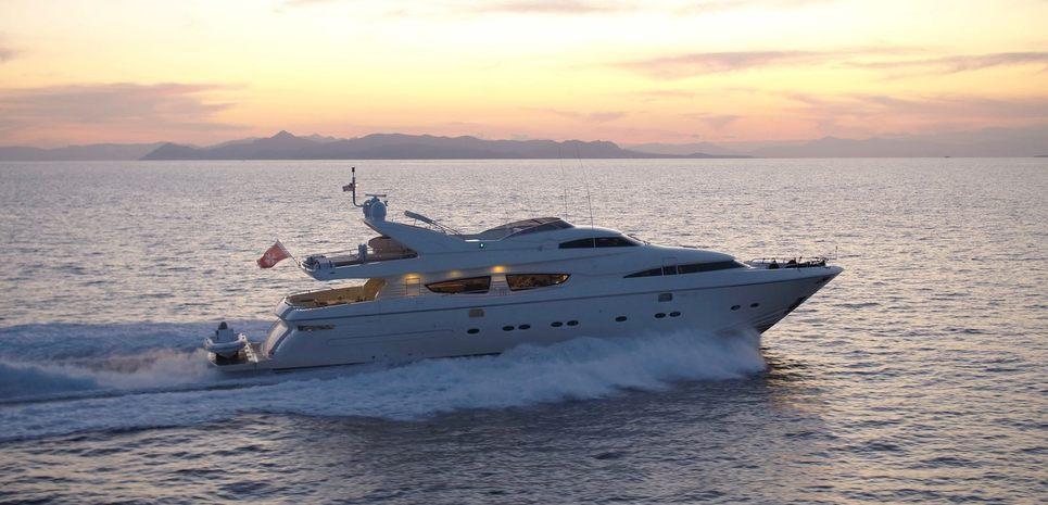 Theoris Charter Yacht