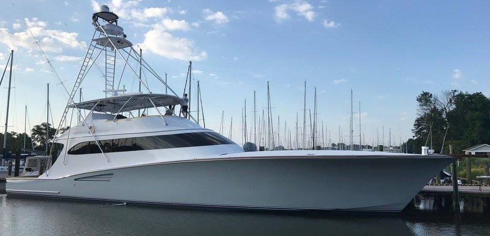 Goin' Galt Charter Yacht