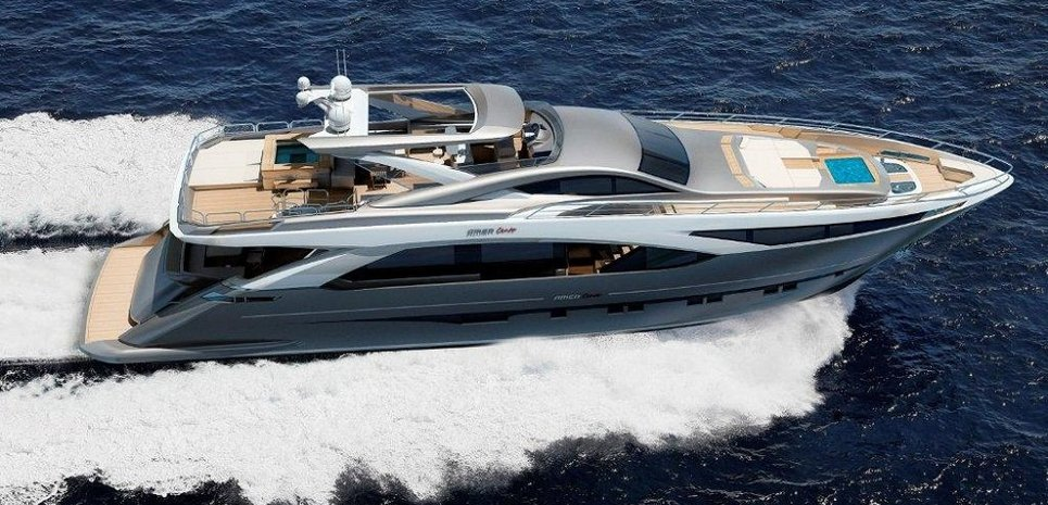 Amer Cento Charter Yacht