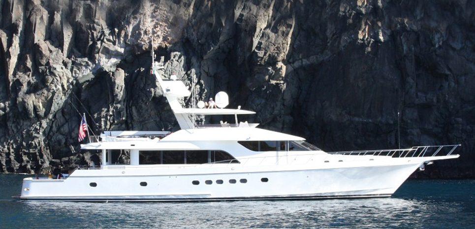 Chiron Charter Yacht