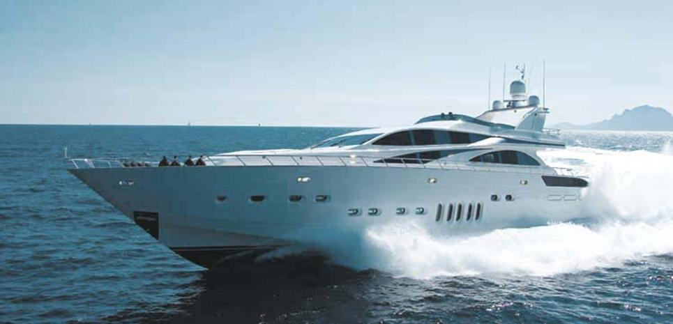Top Feet Charter Yacht