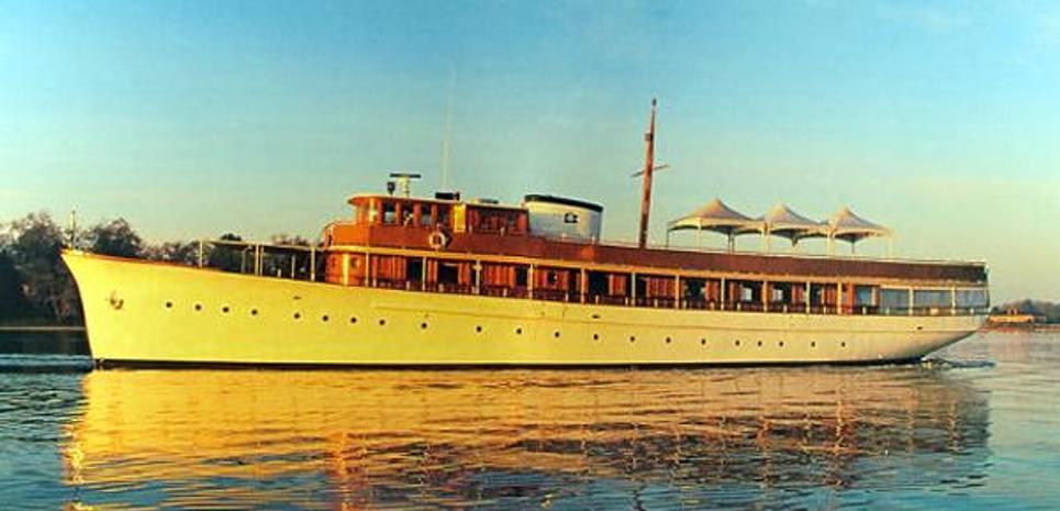 Miss Ann Charter Yacht