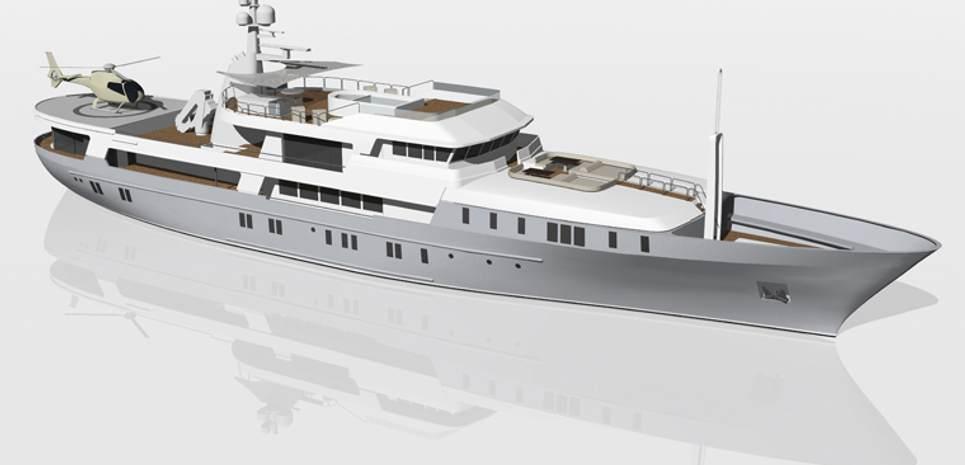 Santa Rita I Charter Yacht