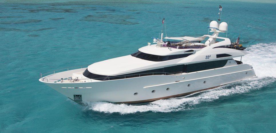 BB3 Charter Yacht