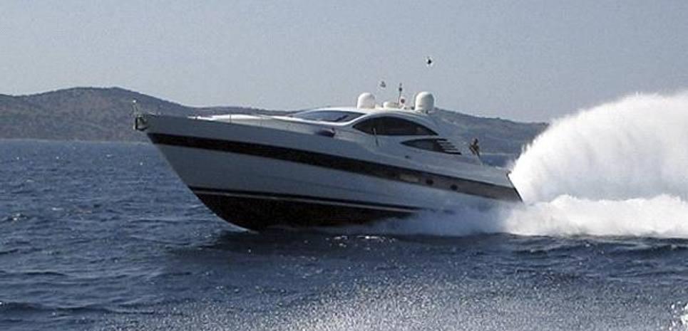 Pure Pleasure Charter Yacht