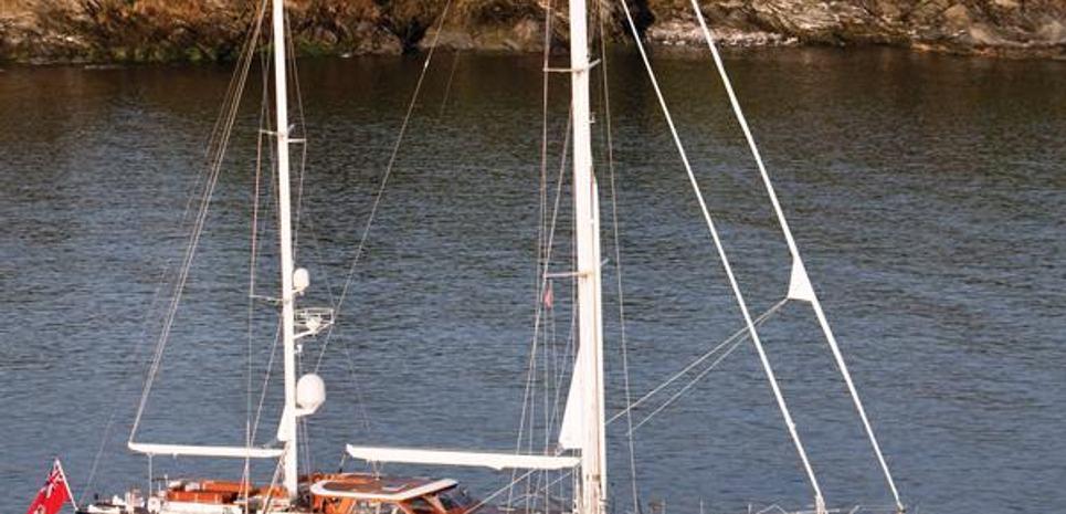 Cara Maria Charter Yacht