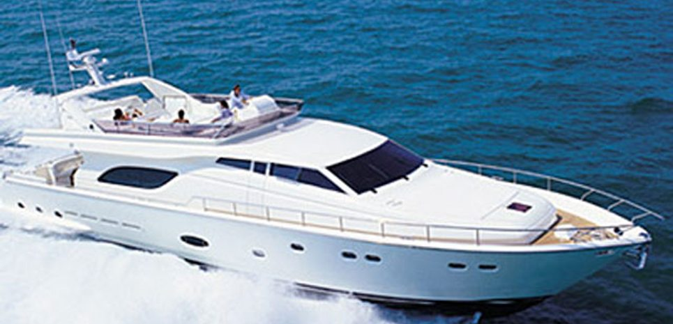 La Toja Charter Yacht