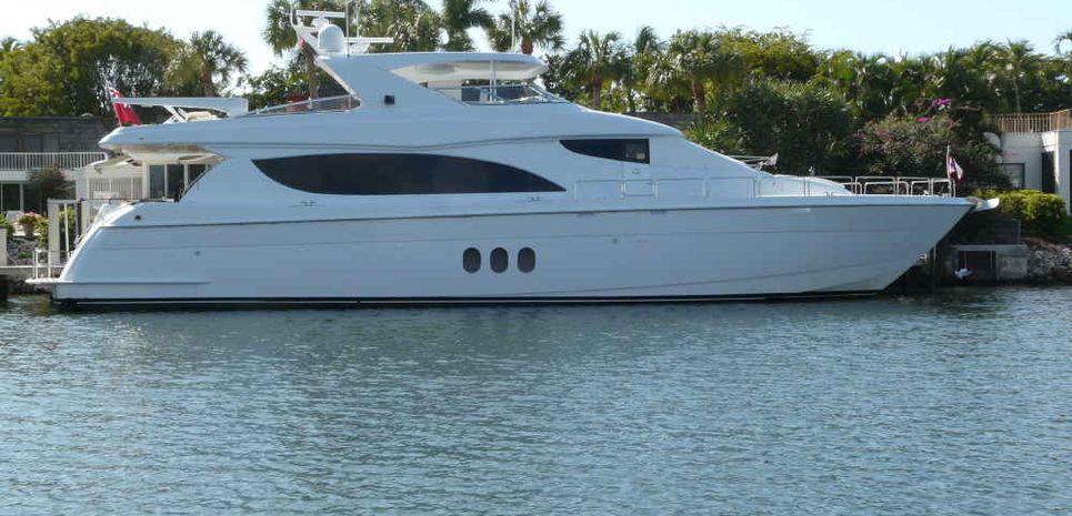 Illumination Charter Yacht