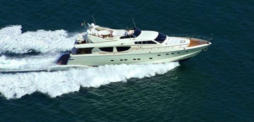Elecon Charter Yacht