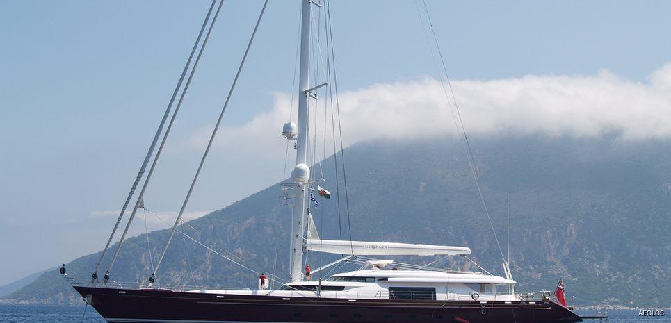 Georgia Charter Yacht