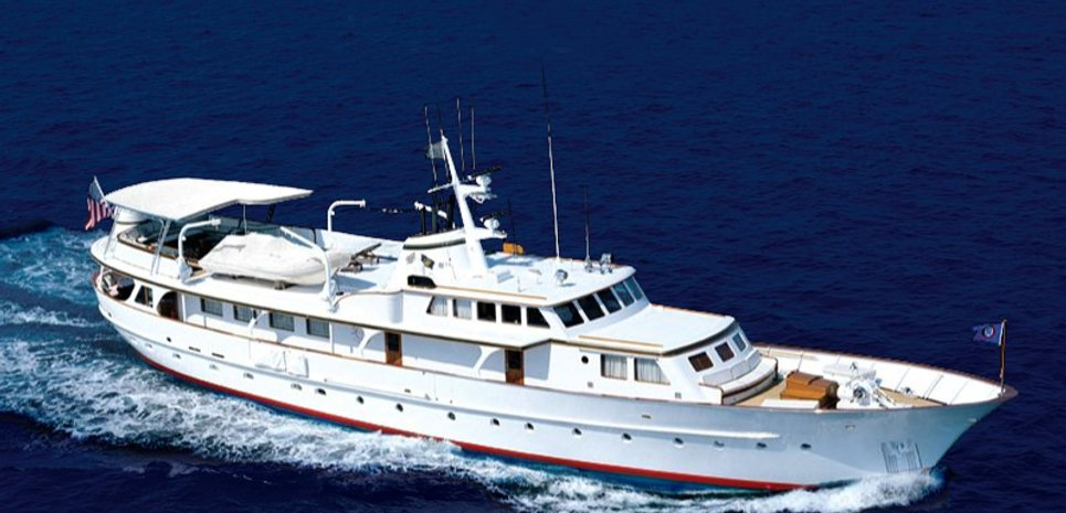 Alhambra Charter Yacht