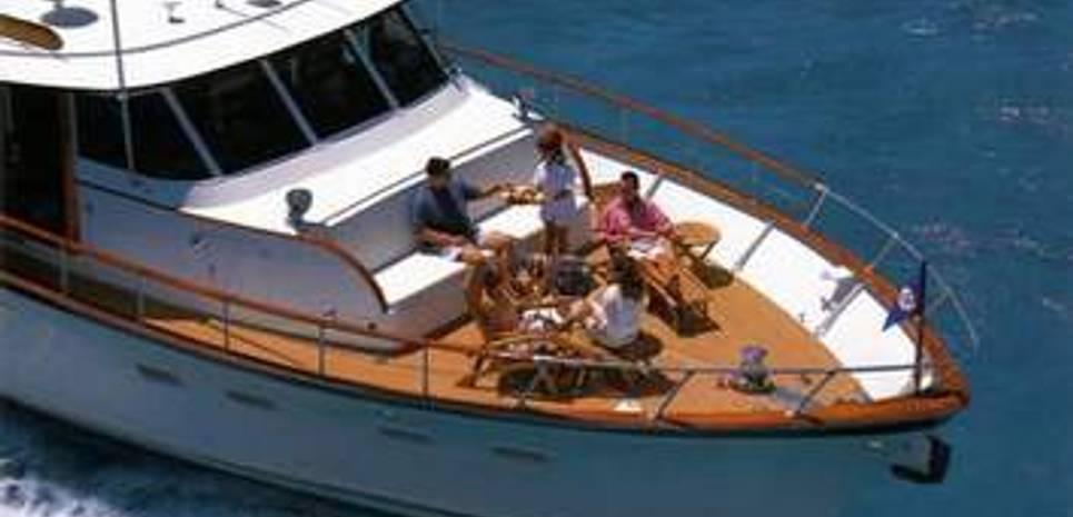 Princi Charter Yacht