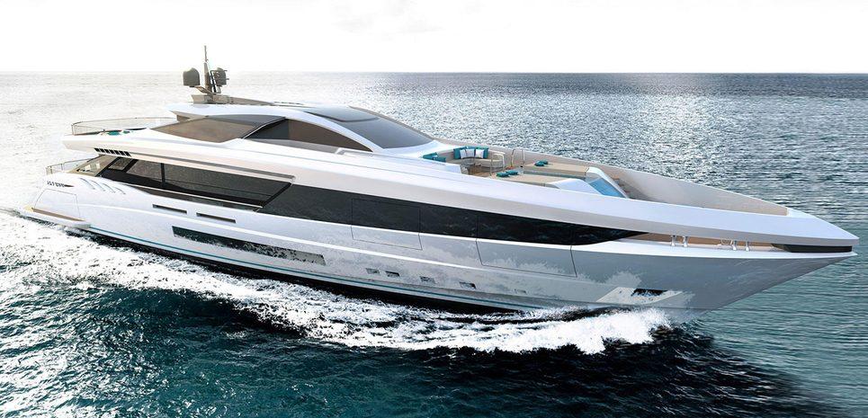 Mangusta Gransport 45/03 Charter Yacht