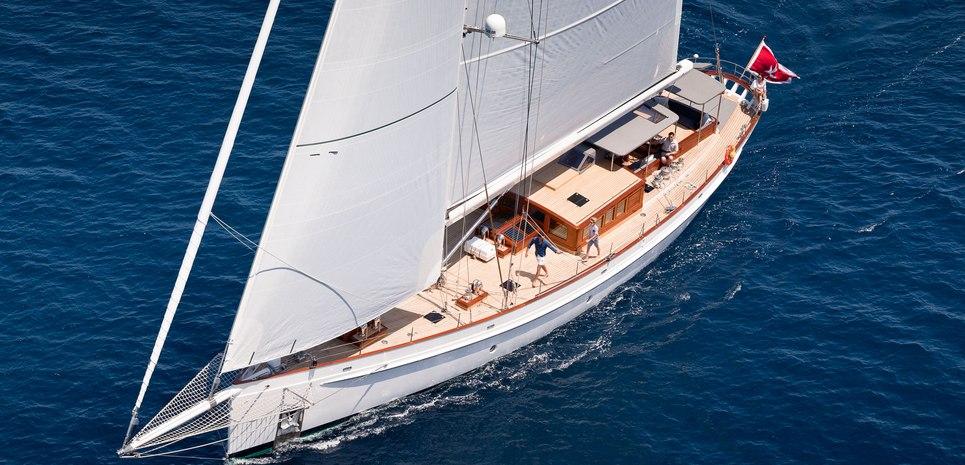 Nyima Charter Yacht