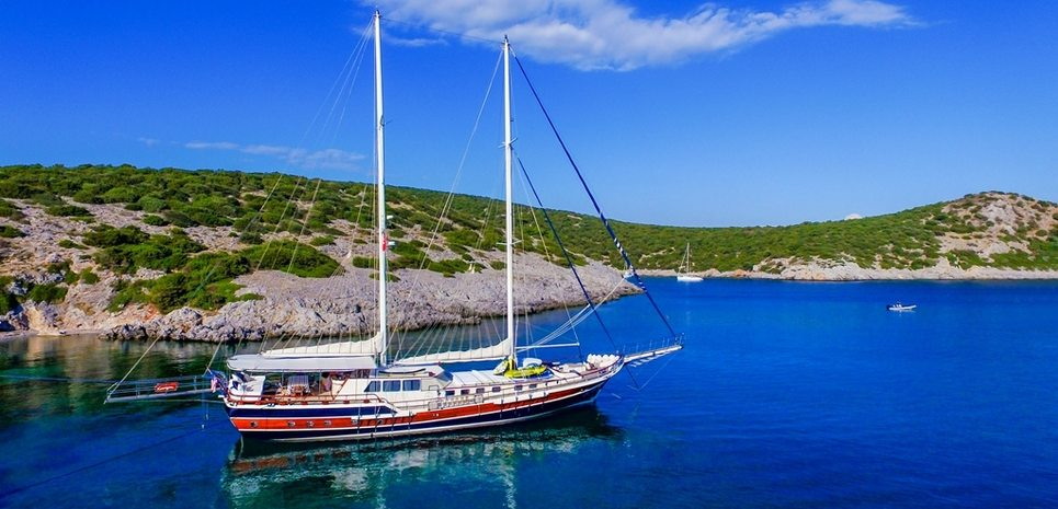 Kanaryam Charter Yacht