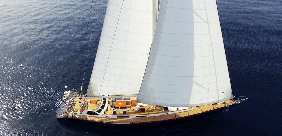 Wind of Change Charter Yacht